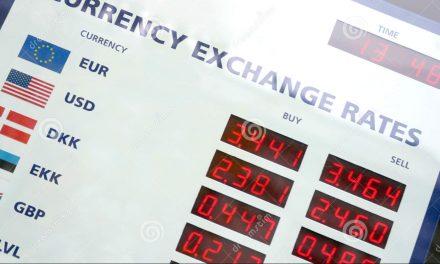 Sur la situation des mésalignements de taux de change après le Brexit