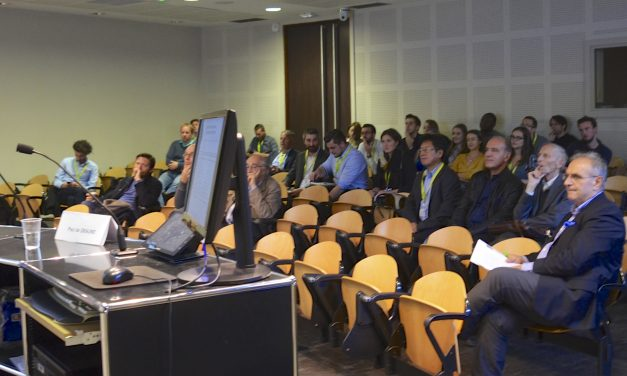 Photos of second ERMEES Macroeconomic Workshop