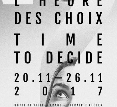 RV européens de Strasbourg – du 20 au 26 novembre 2017