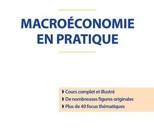 Nouvel ouvrage : Macroéconomie en pratique