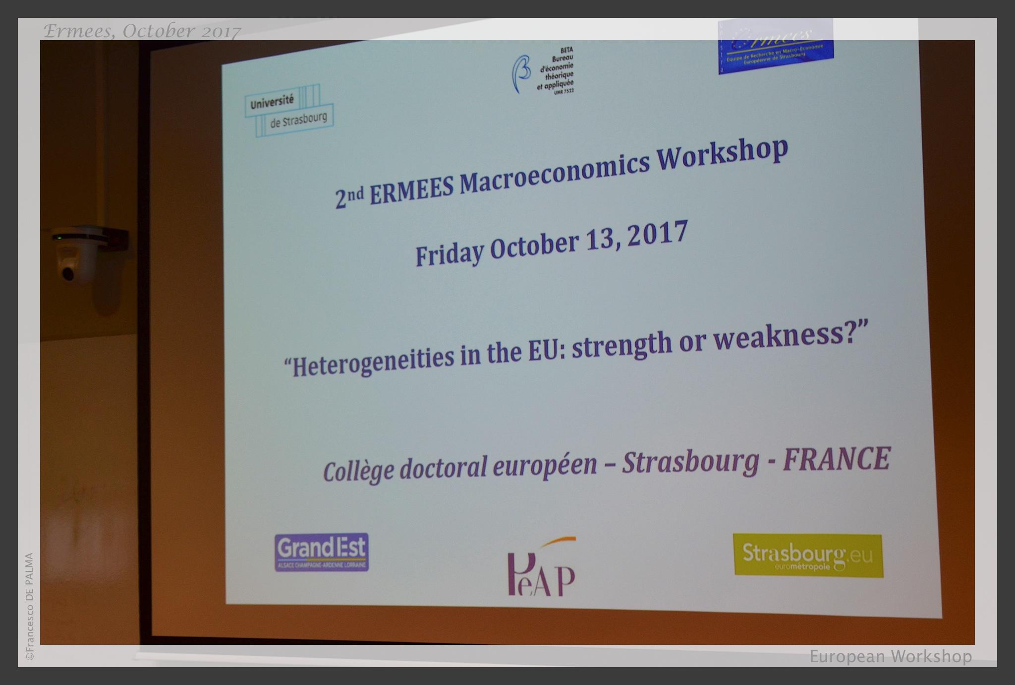 Ermees, October 2017