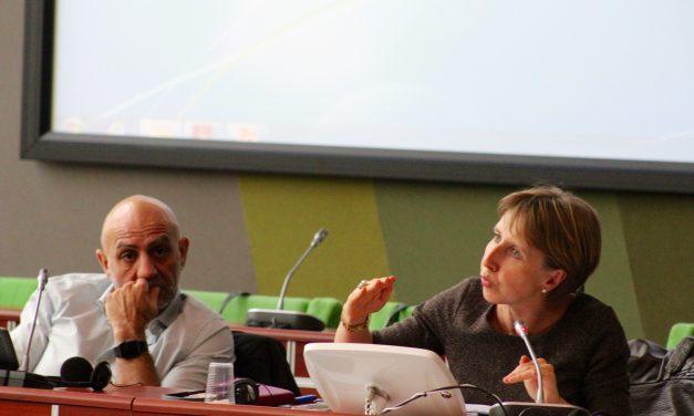 November 22th, 2016 – European Meetings of Strasbourg (workshop)